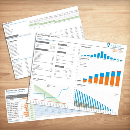 Vector - Financial Modelling Services